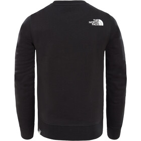 The North Face Box T-shirt à col ras-du-cou Enfant, tnf black/tnf black